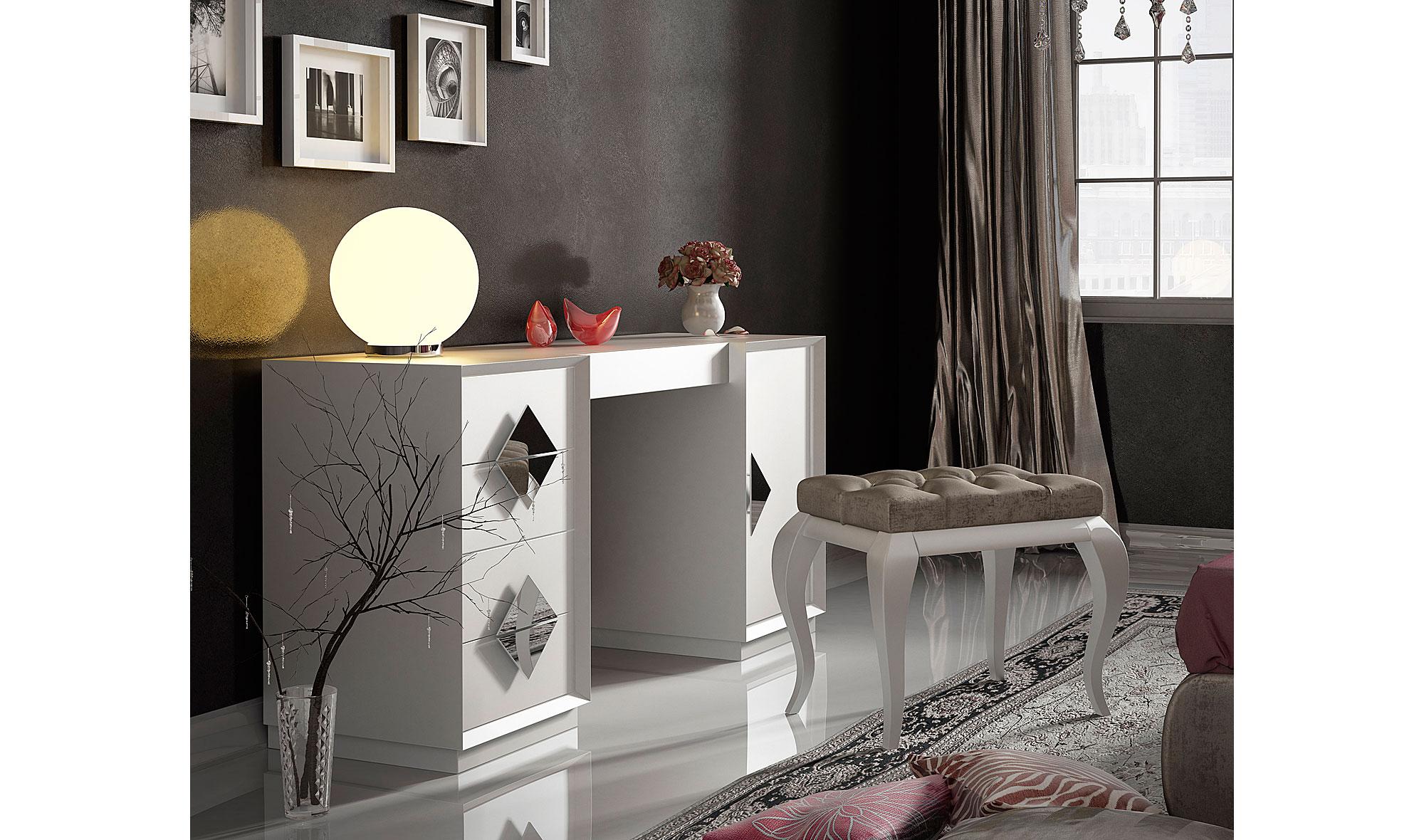 Tocador moderno bella bianca no disponible en - Mueble tocador moderno ...