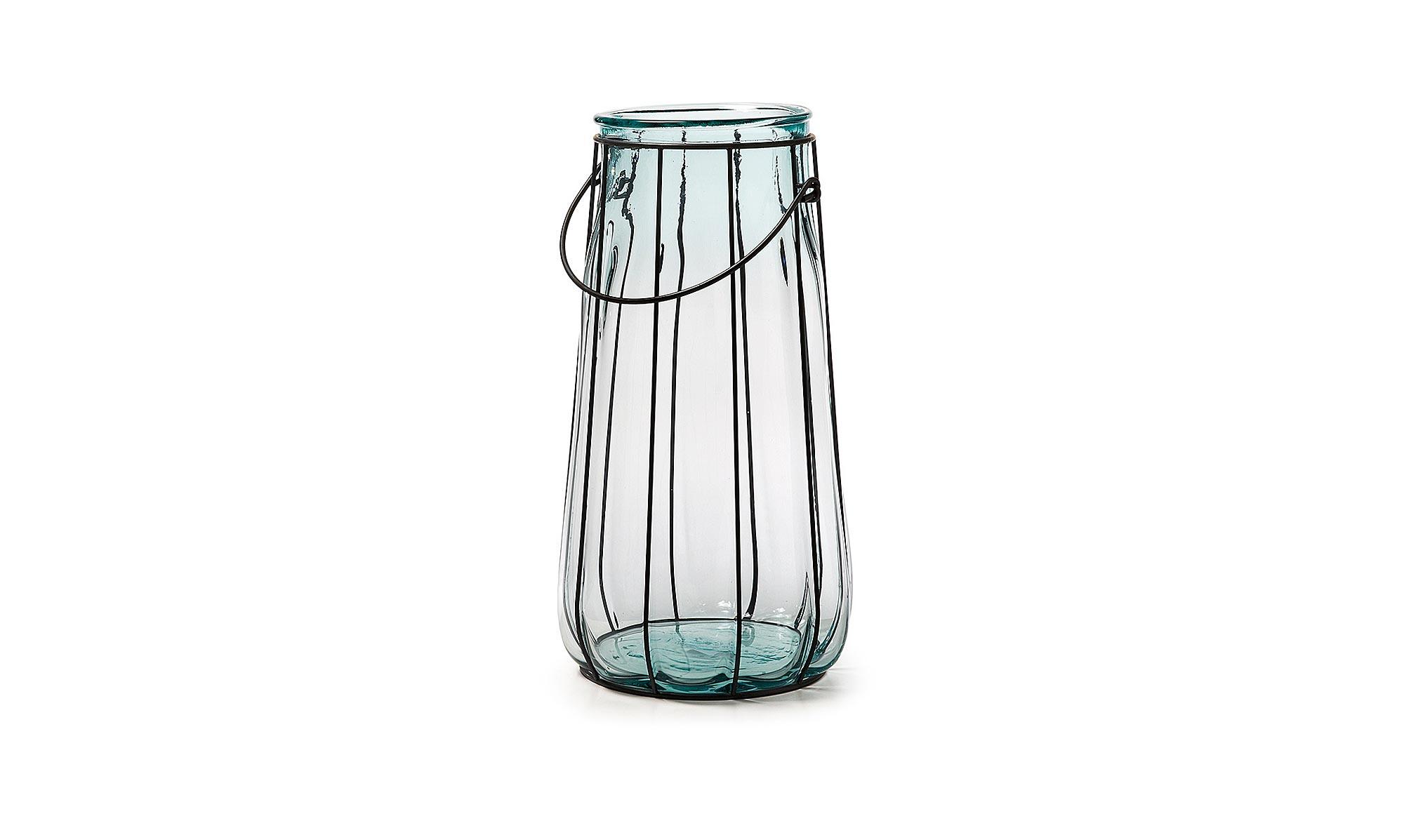 Vel n de vidrio reciclado con hierro ii en - Muebles de vidrio ...