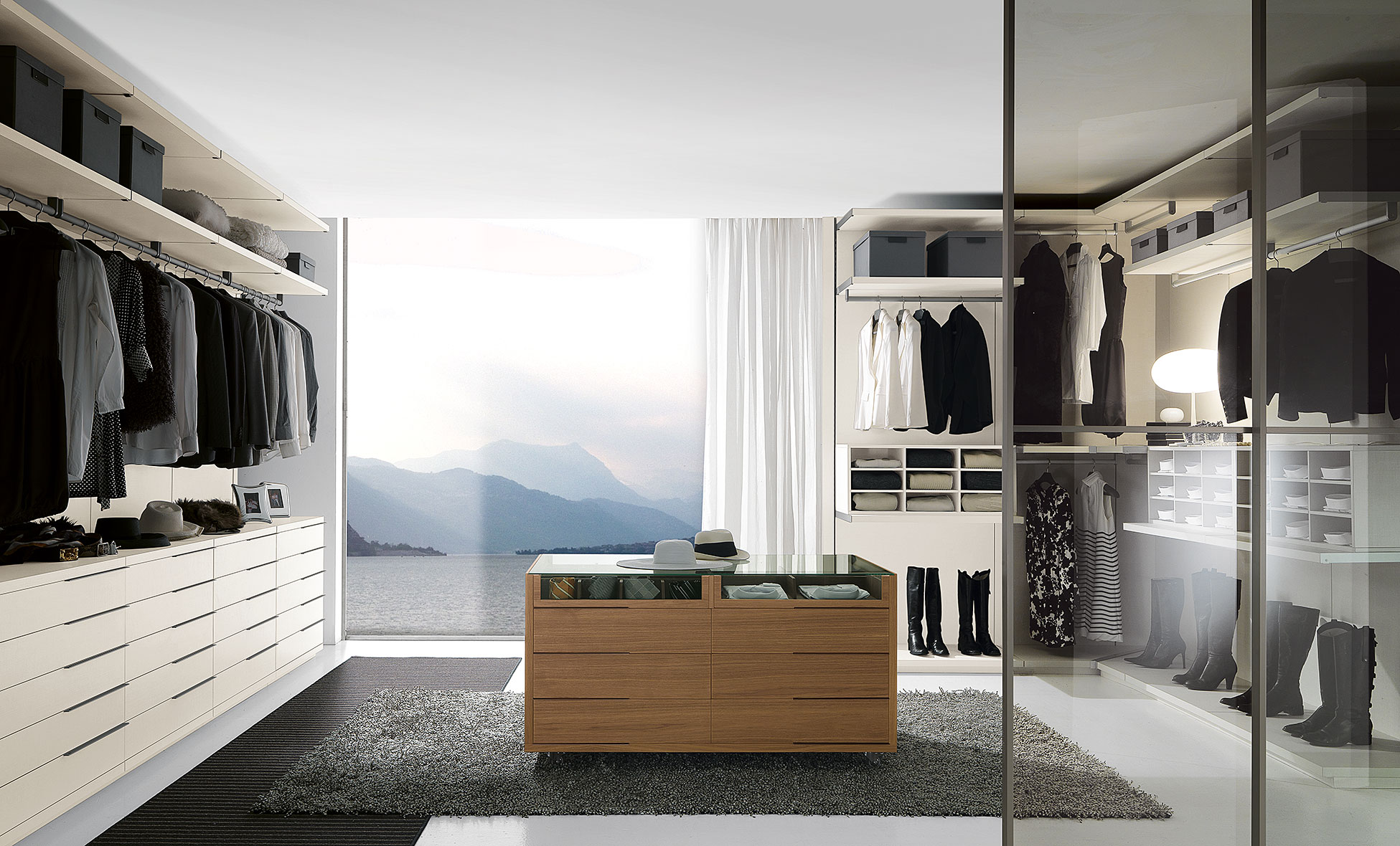 vestidor cabina nicchia - Vestidores De Lujo