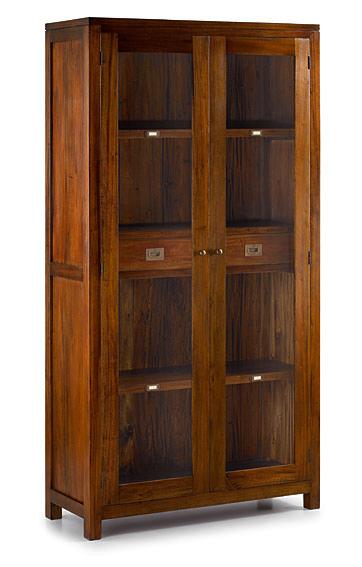 Vitrina 2 puertas 2 cajones 4 estantes no disponible en for Cajones para muebles