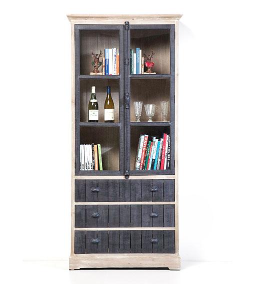 Vitrina 3 cajones vintage de oficina no disponible en for Muebles de oficina vintage