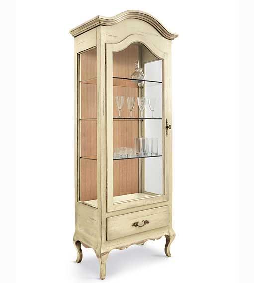 Vitrina vintage ara en for Muebles de comedor vintage