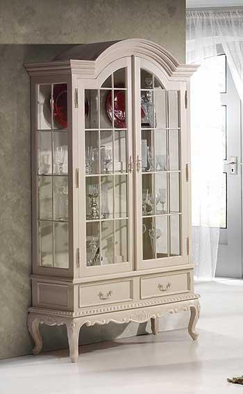 Vitrina 2 puertas la rochelle no disponible en - Muebles vitrinas para comedor ...