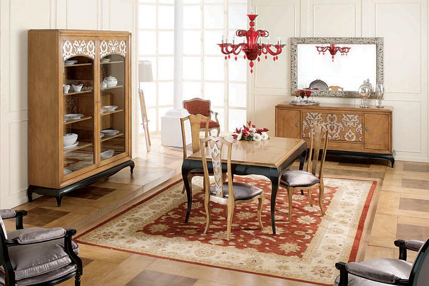 Comedor vintage cannes en cosas de arquitectoscosas de for Muebles de comedor vintage