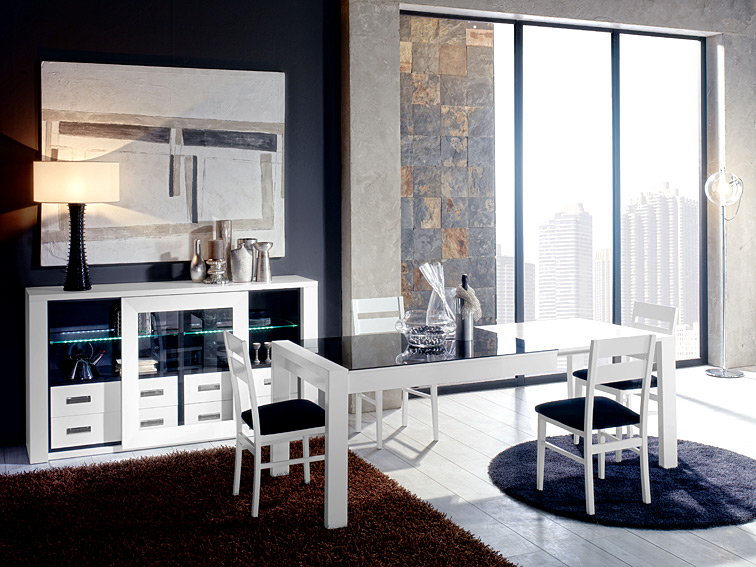 Awesome Muebles Comedor Diseño Moderno Pictures - Casas: Ideas ...