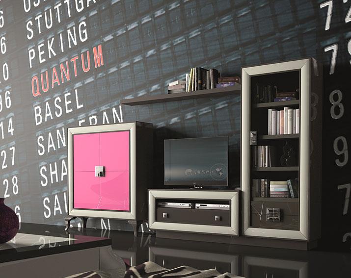 Salon moderno bold no disponible en for El mueble salones modernos