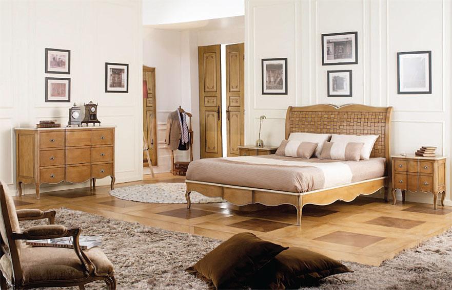 Dormitorio clasico magdalena en cosas de arquitectoscosas for Dormitorios clasicos