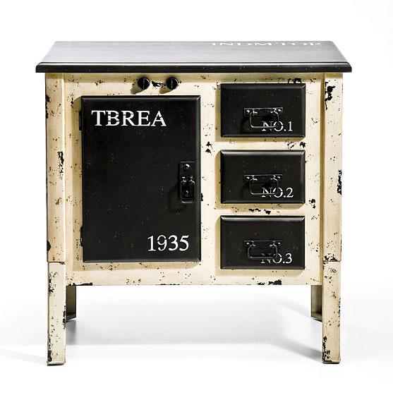 Mueble auxiliar Vintage cocina Industrial no disponible en ...
