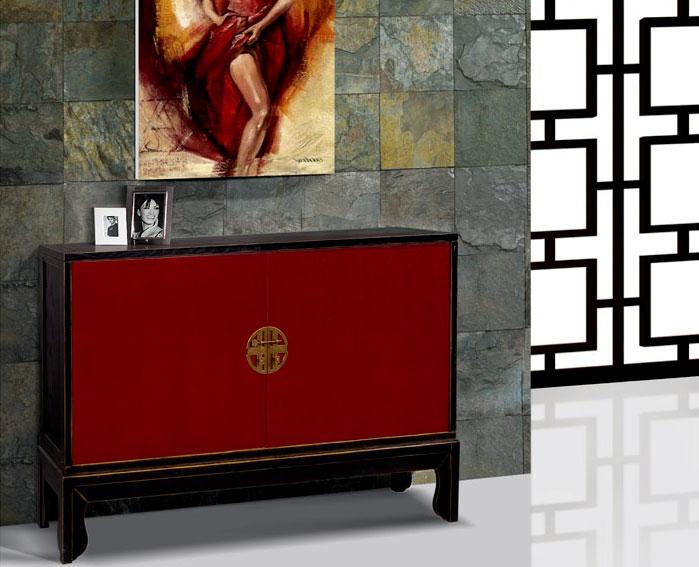 Aparador asia vintage de lujo en for Muebles asia