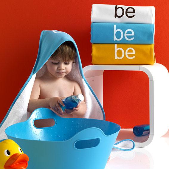 Set De Baño Infantil:Capas De Baños Infantiles Para Bebés Pictures to pin on Pinterest