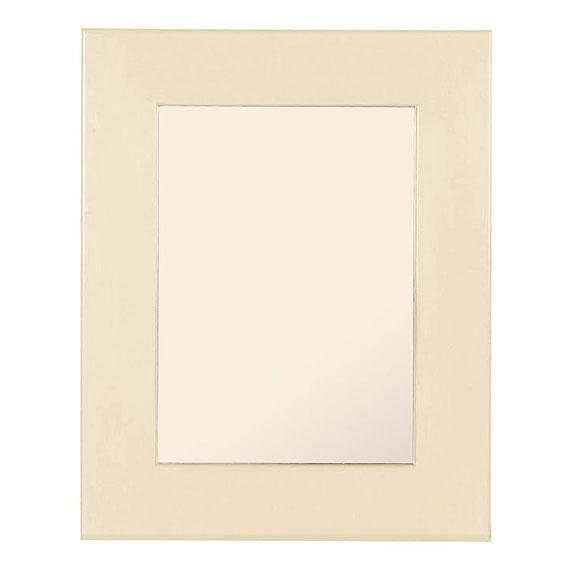 Espejo colonial marco ancho jasmine no disponible en for Espejo marco ancho