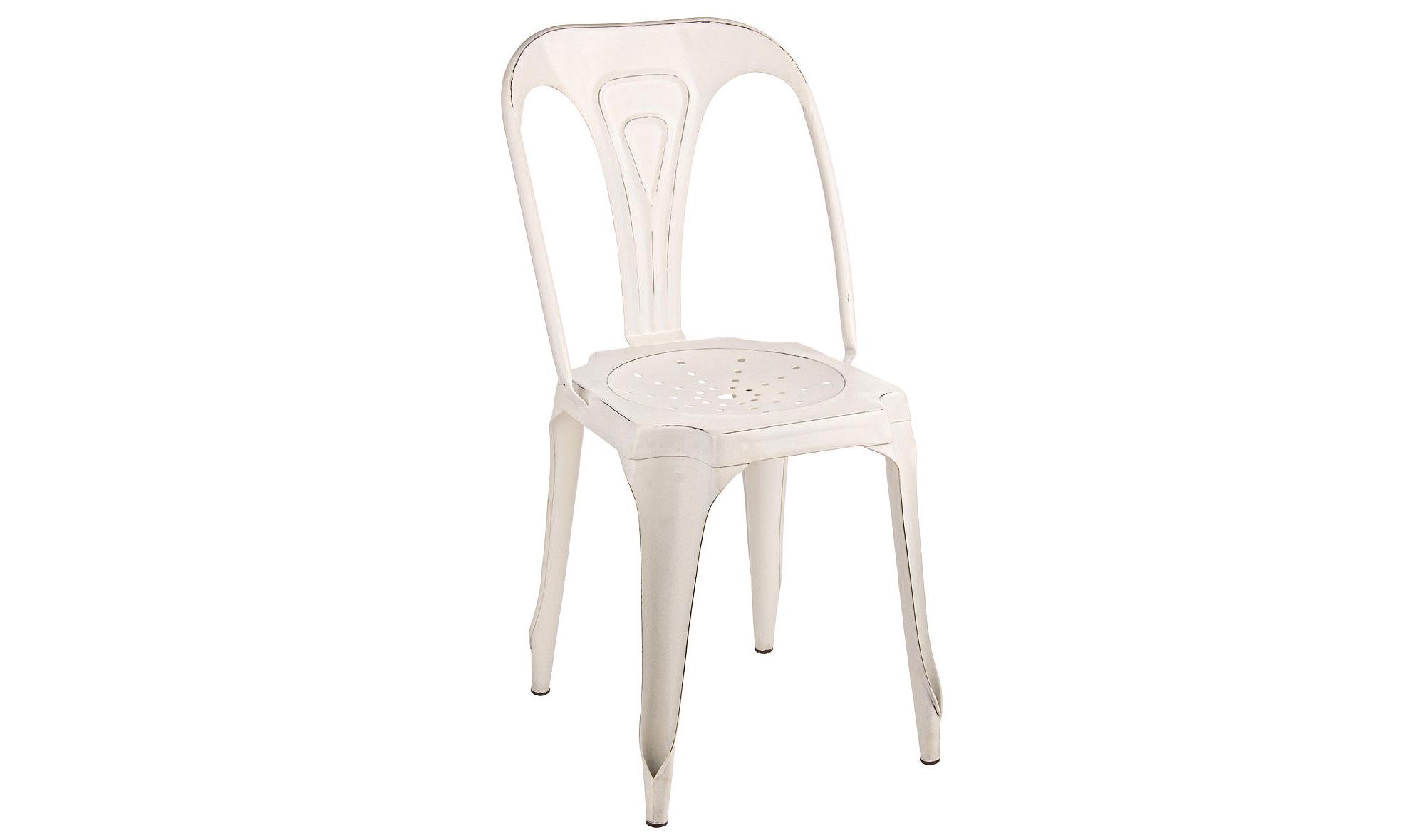 sillas blanca industrial Drodir lig. defectos