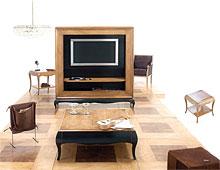 Mueble tv clásico Victoire