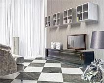 Mueble tv clásico Addison