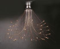 Lámpara de techo Pesaro Atenea
