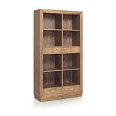 Libreria Colonial Serasvati - Librerías Coloniales y Rústicas - Muebles Coloniales y Muebles Rústicos