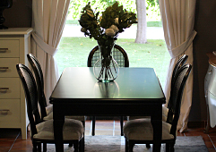 Mesa Comedor Extensible Blacks