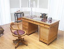 Mesa de Despacho clásica Sarla