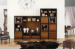 Mueble tv clásico Dorian