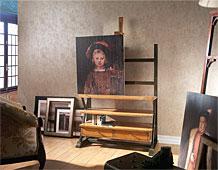 Mueble tv clásico Litsa