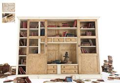Mueble tv clásico Menton