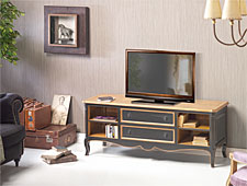 Mueble tv vintage Kalonice