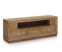 Mueble Tv Serasvati - Muebles de Tv Coloniales y Rústicos - Muebles Coloniales y Muebles Rústicos