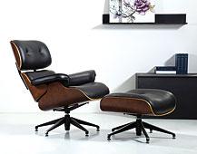 Sillón Relax con escabel - Butacas de Diseño - Muebles de Diseño