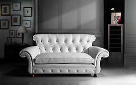 Sofa piel Central Perk