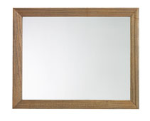 Espejo pequeño colonial Merapi