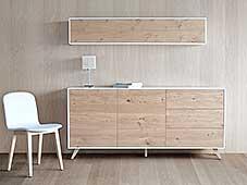 Aparador nordic estocolmo - Aparadores de Diseño - Muebles de Diseño