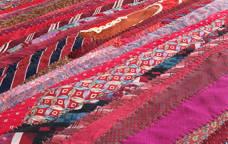 Object moved - Alfombra patchwork ...