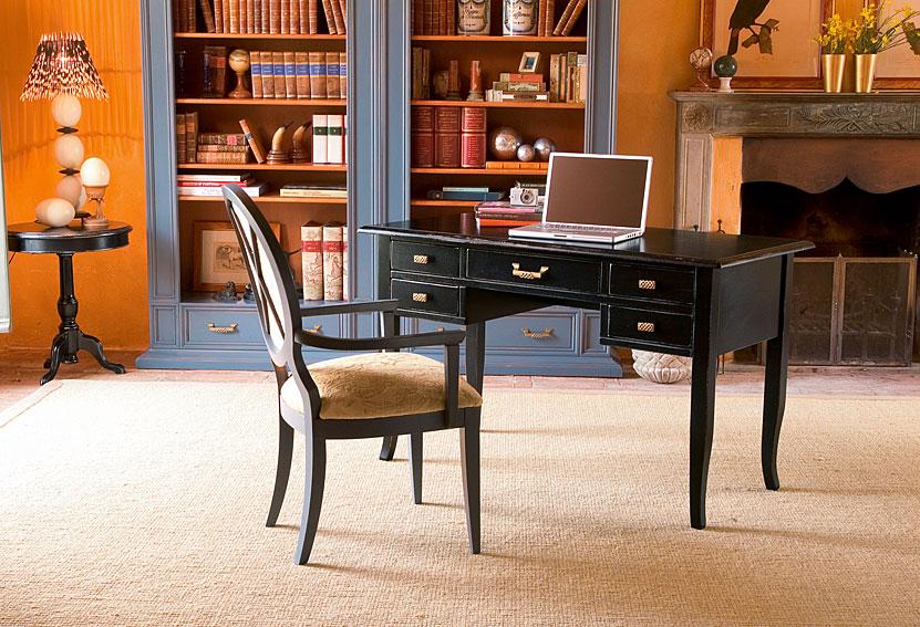 Despacho vintage sabino tonin casa en cosas de for Muebles despacho casa
