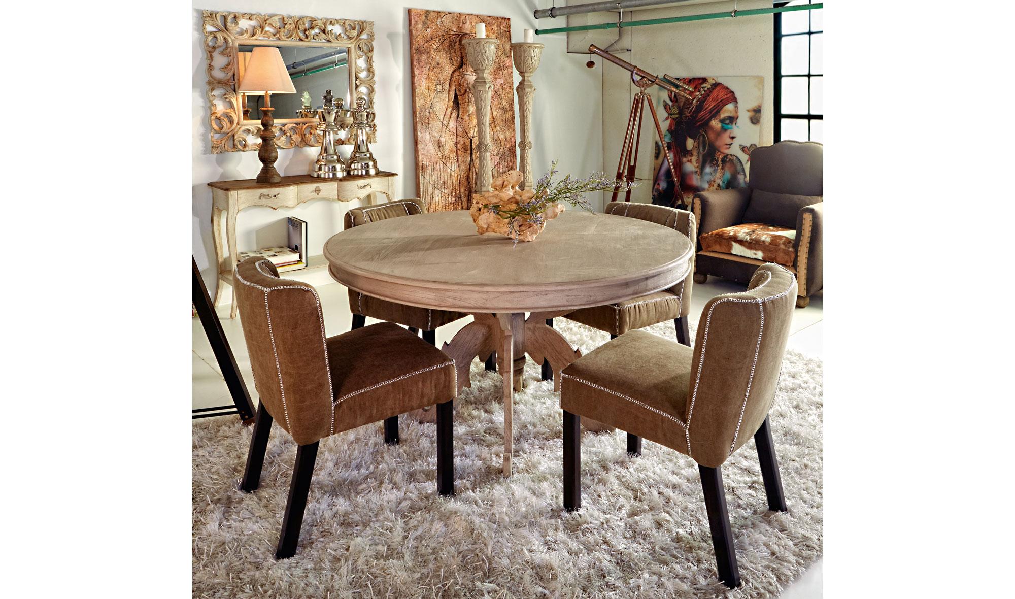 Comedor vintage gardenia en cosas de arquitectoscosas de - Muebles comedor vintage ...
