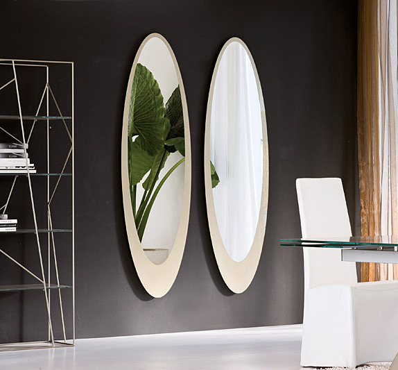 Espejo moderno olmi tonin casa en cosas de for Espejos diseno moderno