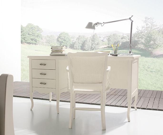 Mesa de escritorio vintage peroni en - Muebles de escritorio ...