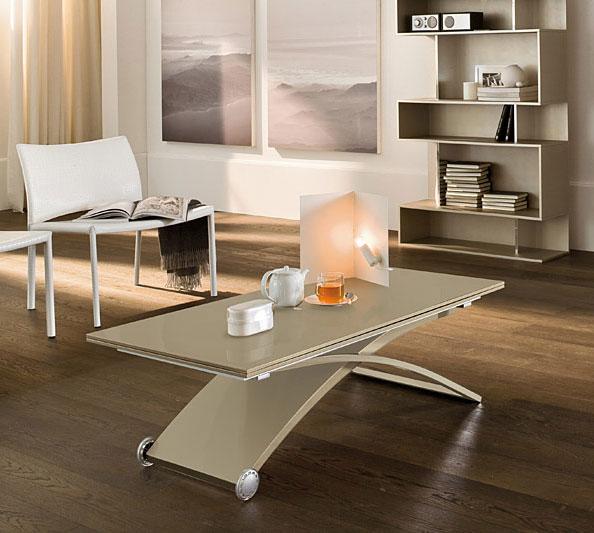 Mesa centro convertible a comedor expo tonin casa en cosas - Centro de mesa de comedor moderno ...