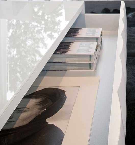 Mesa de centro moderna venice tonin casa en cosas de for Casa moderna venezia
