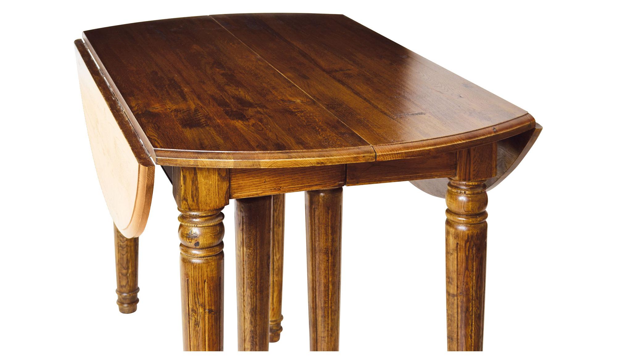 Mesa comedor redonda extensible mombasa en cosas de arquitectoscosas de arquitectos - Mesa comedor redonda extensible ...