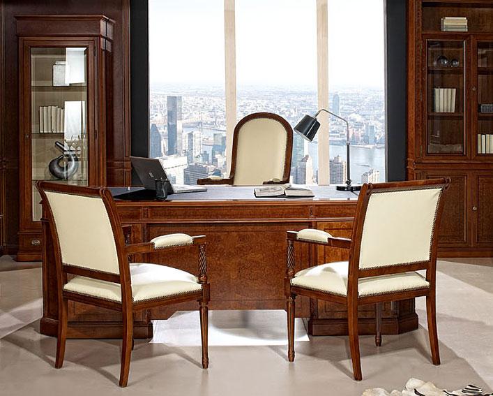 Mesa de despacho cl sica allepo en cosas de - Mesa despacho clasica ...