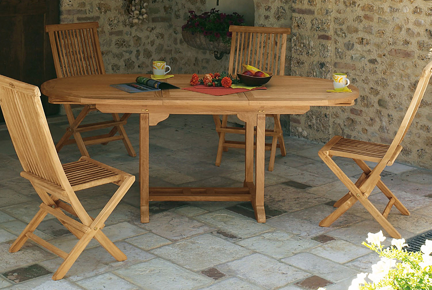 Comedor de jard n allung no disponible en for Comedor para jardin