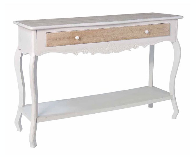 Consola 1 caj n vintage nelly no disponible en - Muebles delia ...