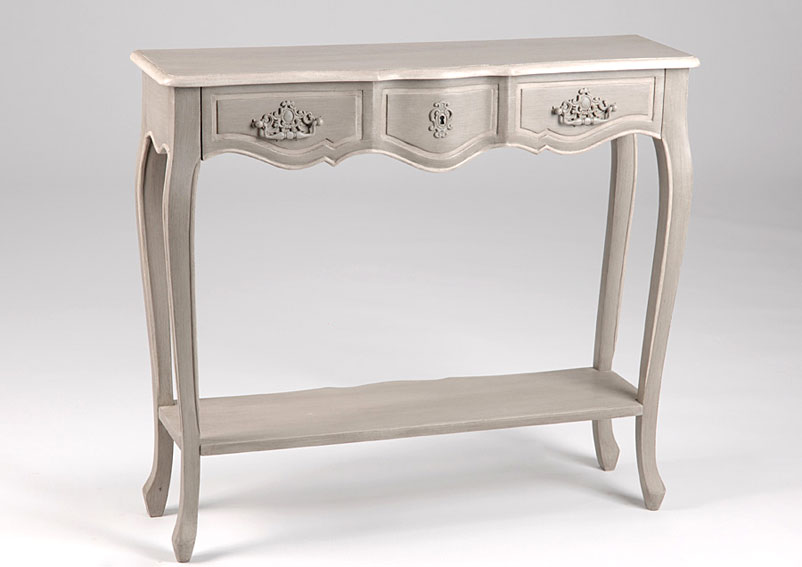 Consola vintage una balda elegance no disponible en for Balda muebles