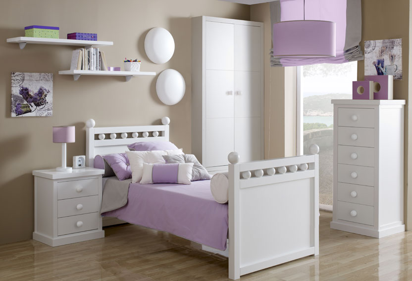 Dormitorio infantil sandy no disponible en for Muebles para habitaciones infantiles