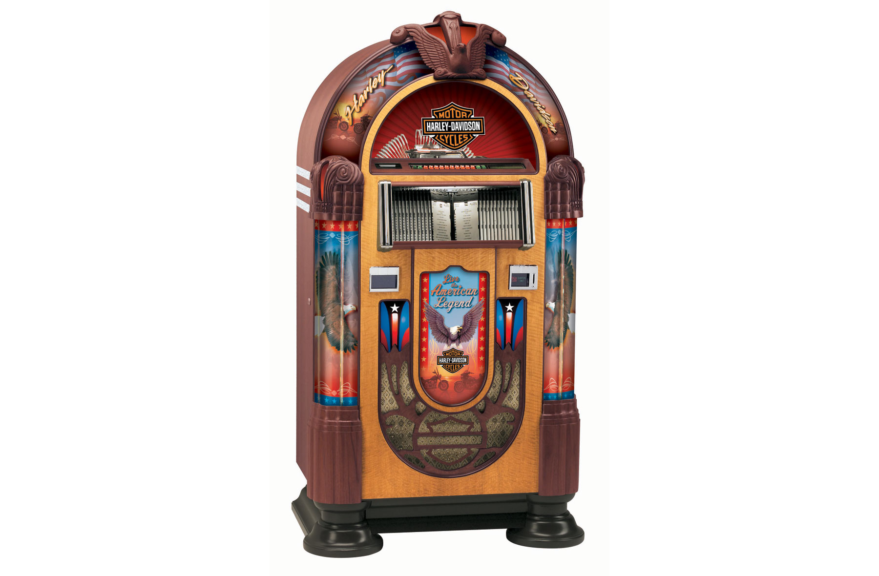 Jukebox Harley Davidson
