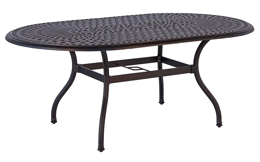Mesa de comedor negra de jard n preston no disponible en for Muebles comedor jardin
