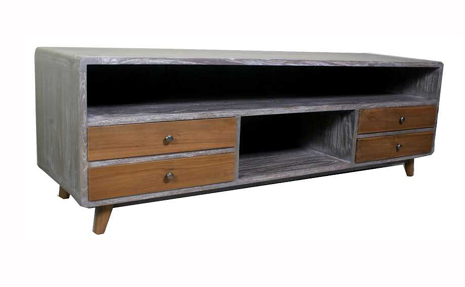 Mueble tv retro tagil no disponible en for Mueble tv vintage