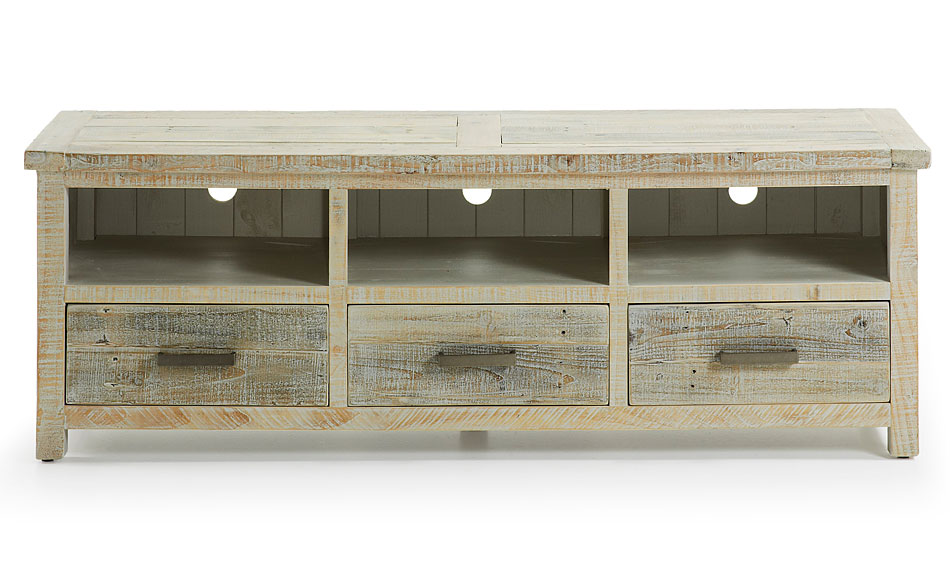 Mueble tv colonial hycks no disponible en for Mueble tv vintage