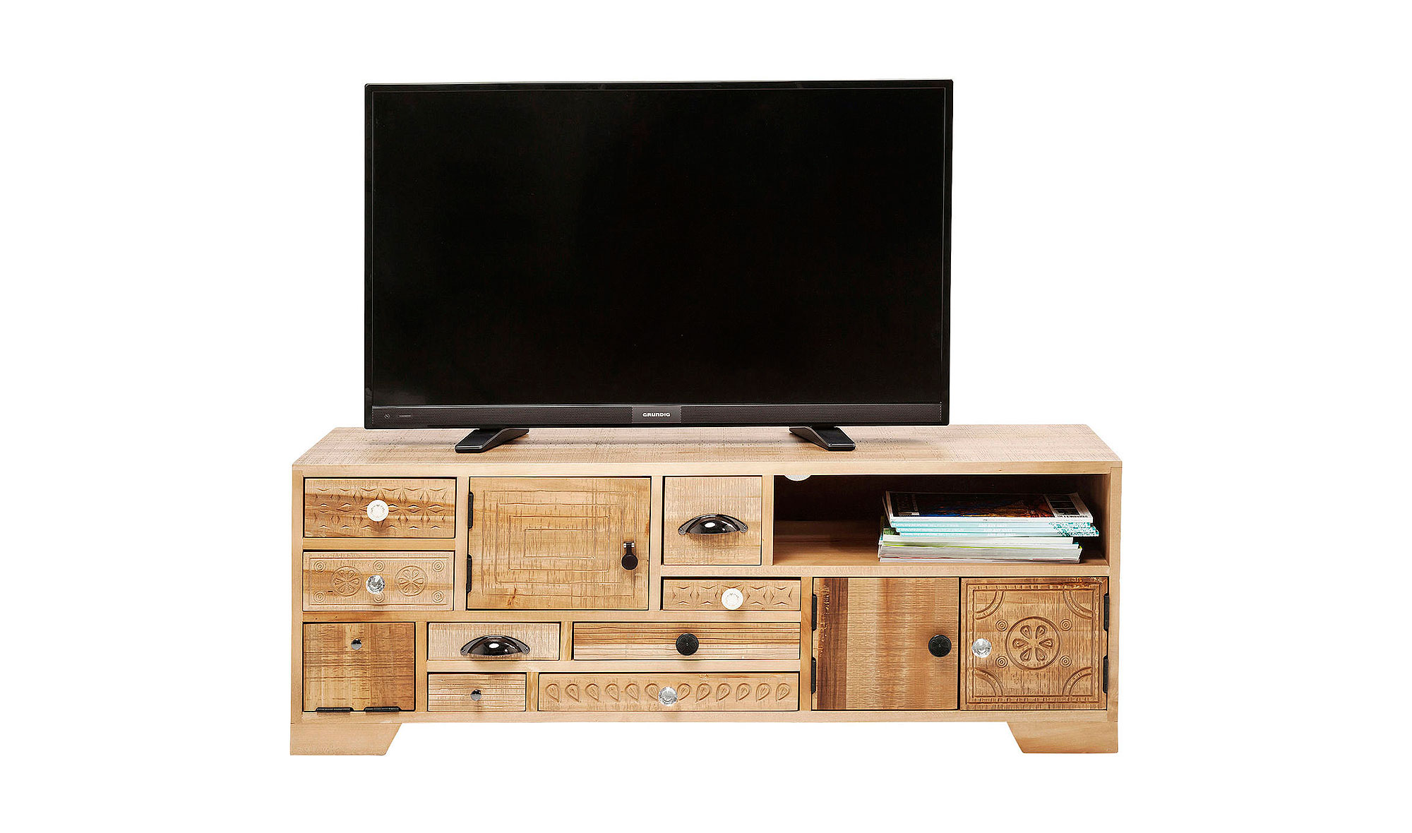Mueble tv vintage purezza en for Mueble tv vintage