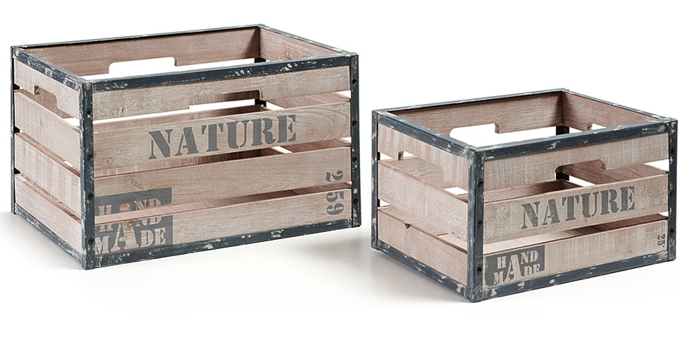 muebles industriales set 2 cajas industriales erutna no disponible en